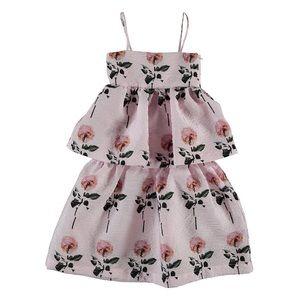 "CAROLINE BOSMANS - ""ALLERGIC"" Layered Dress"